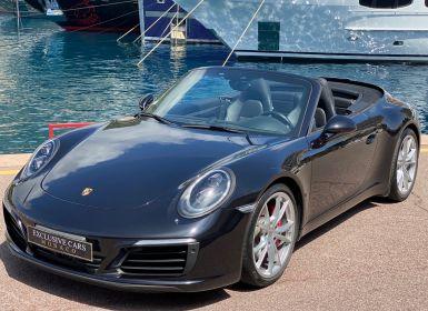 Vente Porsche 911 TYPE 991 CARRERA S CABRIOLET PDK 420 CV - MONACO Leasing