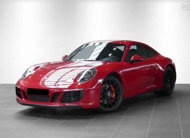 Porsche 911 TYPE 991 II CARRERA 4 GTS PDK 450 CH 1 main TVA récup full options état neuf