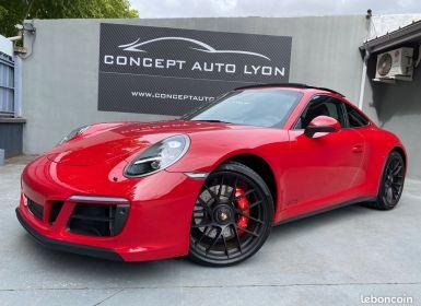 Achat Porsche 911 TYPE 991 II CARRERA 4 GTS PDK 450 CH FULL Options 1 Main Occasion