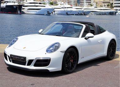 Vente Porsche 911 TYPE 991 TARGA 4 GTS PDK 450 CV - MONACO Occasion