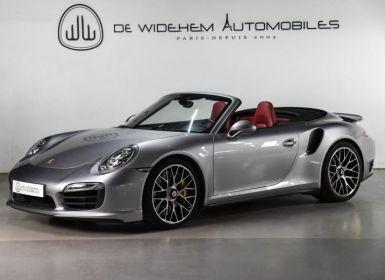 Achat Porsche 911 TYPE 991 TURBO S CABRIOLET 3.8 560 Occasion