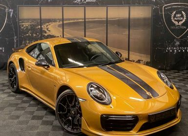 Porsche 911 Type 991 Turbo S Exclusives Series Occasion