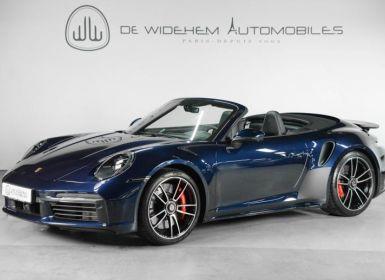 Vente Porsche 911 TYPE 992 3.8 TURBO CABRIOLET 580 Occasion