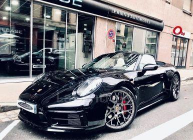 Voiture Porsche 911 TYPE 992 CABRIOLET 3.0 450 CARRERA S Leasing