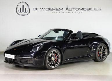 Achat Porsche 911 TYPE 992 CABRIOLET 3.0 450 CARRERA S Occasion