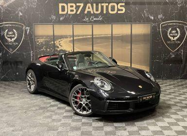 Vente Porsche 911 TYPE 992 CARRERA 4S CABRIOLET 3.0 450 ch Occasion