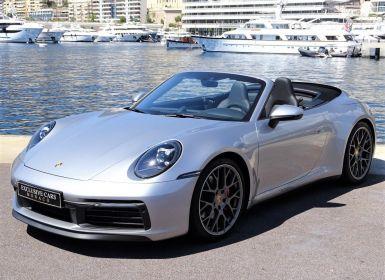 Achat Porsche 911 TYPE 992 CARRERA S CABRIOLET 450 CV PDK - MONACO Occasion