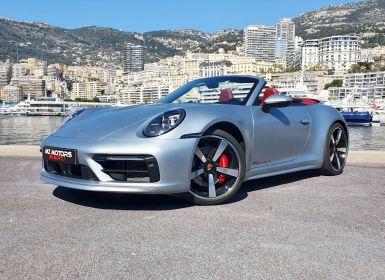 Achat Porsche 911 TYPE 992 S CABRIOLET 450 CV PDK Occasion