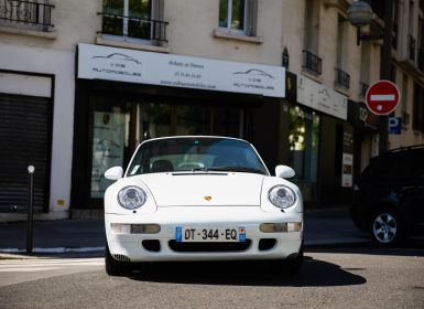 Achat Porsche 911 TYPE 993 (993) 3.6 CARRERA S TIPTRONIC Occasion