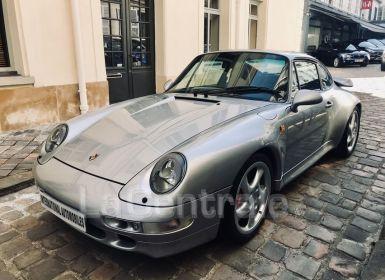 Voiture Porsche 911 TYPE 993 (993) TURBO Occasion