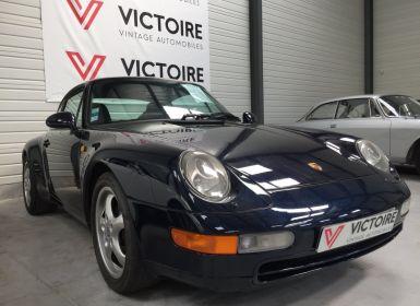 Vente Porsche 911 Type 993 Carrera 285 Ch Occasion