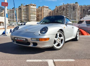 Vente Porsche 911 Type 993 S X51 300 CV - Francaise - 1ere Main - Etat Neuf Occasion