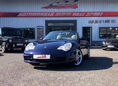 Vente Porsche 911 Type 996 Cabriolet 3.6 320ch Carrera Tiptronic S Occasion