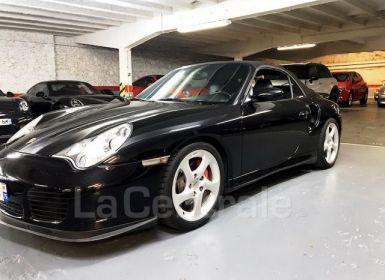 Achat Porsche 911 TYPE 996 CABRIOLET (996) (2) CABRIOLET 3.6 TURBO BVA Occasion