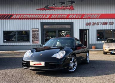 Porsche 911 Type 996 Carrera 3.6 320ch BVM6