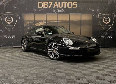 Vente Porsche 911 TYPE 997 3.6 345 BLACK EDITION Occasion