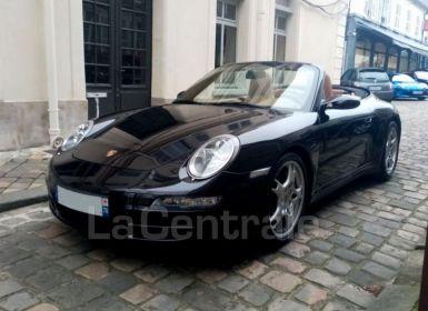 Voiture Porsche 911 TYPE 997 CABRIOLET (997) CABRIOLET 3.8 355 CARRERA 4S Occasion