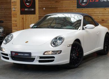 Porsche 911 TYPE 997 CABRIOLET (997) CABRIOLET 3.8 355 CARRERA 4S Occasion