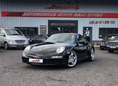 Vente Porsche 911 Type 997 Carrera 3.6 325ch BVM6 Occasion