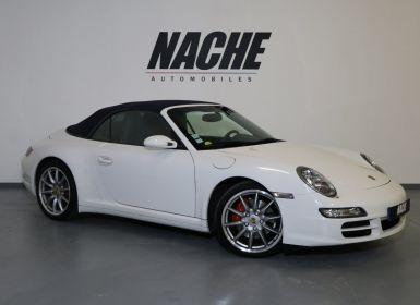 Achat Porsche 911 type 997 Carrera 4S Cabriolet Occasion