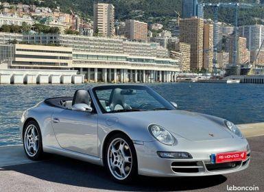 Porsche 911 type 997 carrera S cabriolet – 115.000 kms Occasion