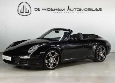 Vente Porsche 911 TYPE 997 S 3.8 385 CABRIOLET Occasion