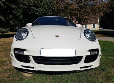 Voiture Porsche 911 TYPE 997 TURBO 500 PDK CABRIOLET Occasion