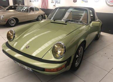 Voiture Porsche 911 Type G Flat 6 3,2 L Occasion