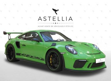 Achat Porsche 911 Type(991) GT3 RS 4,0 520ch PDK Occasion