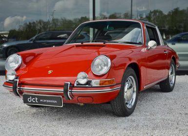 Vente Porsche 912 TARGA SOFT window 5 speed 1968 FULL restoration Occasion