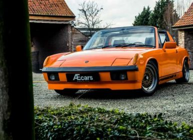 Achat Porsche 914 TARGA - MANUAL - BBS WHEELS - COLLECTORS Occasion