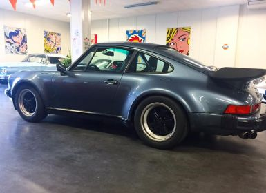 Vente Porsche 930 3,3 Turbo Occasion