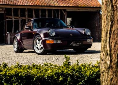 Porsche 964 911 - 3.6 - TURBO - FULL HISTORY Occasion