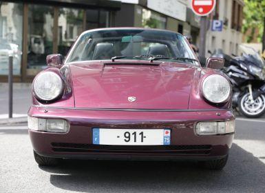 Vente Porsche 964 964 TARGA 4 Occasion