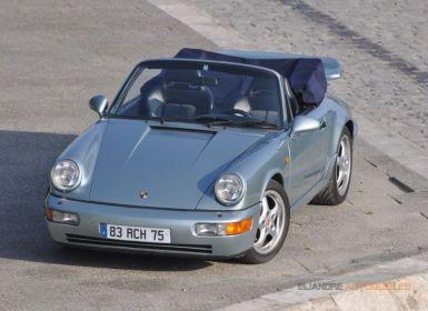 Vente Porsche 964 CABRIOLET Occasion