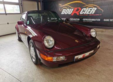Vente Porsche 964 Carrera 4 Occasion