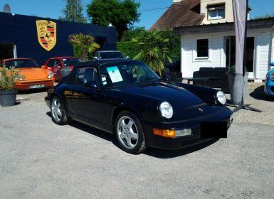 Vente Porsche 964 CARRERA 4 CABRIOLET Occasion