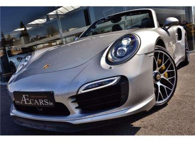 Vente Porsche 991 - TURBO S - CABRIO - PDK - CARBON - BOSE - CERAMIC - Occasion