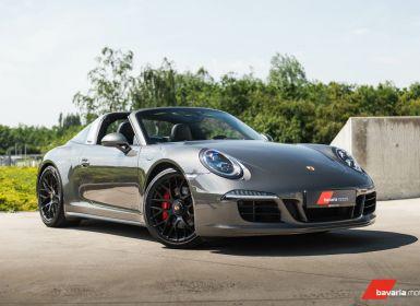 Vente Porsche 991 .1 Targa 4 GTS 3.8 - BOSE - Carbon - Alcantara Occasion