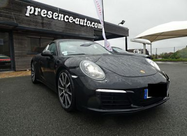 Vente Porsche 991 (2) 3.0 420 TARGA 4S PDK Occasion