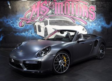 Voiture Porsche 991 (2) 3.8 580 TURBO S CAB Occasion