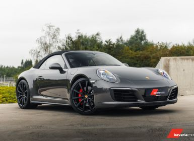 Porsche 991 .2 Carrera 4S Cabrio* Approved Warranty 1Y Occasion