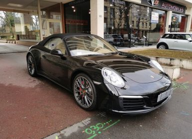 Vente Porsche 991 3.0 420CV 4S CABRIOLET Occasion