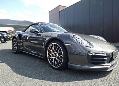 Vente Porsche 991 3.8 560 TURBO S CABRIOLET PDK Occasion