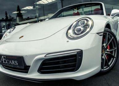 Vente Porsche 991 4S - 1 OWNER - FULL OPTION - BELGIAN CAR Occasion