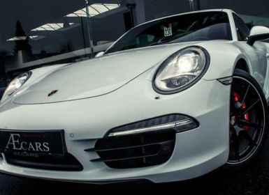 Vente Porsche 991 4S - MANUAL GEARBOX - SPORT EXHAUST Occasion