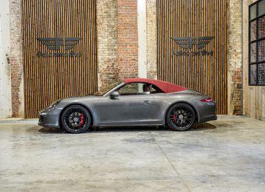 Vente Porsche 991 911 C4 3.8i GTS CABRIO - Unieke Topwagen Occasion