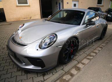 Porsche 991 911 GT3 Clubsport, Baquets intégraux, Lift System, Caméra, BOSE, Chrono, LED, Carbone,