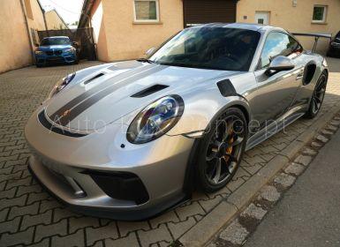 Porsche 991 911 GT3 RS Pack Clubsport, Ceramic, Lift System, Caméra, BOSE, Baquets intégraux, XPEL
