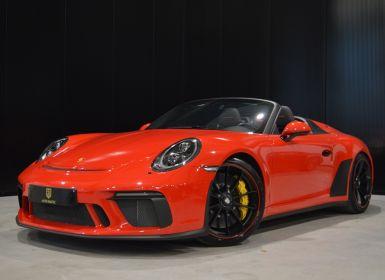 Vente Porsche 991 911 Speedster 510 ch 3.000 km !! 1 of 1948 !! Occasion